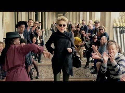 Publicité Alain Afflelou avec Sharon Stone réalisée par Luc Besson