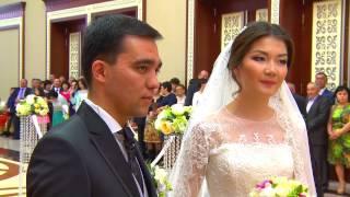 Выездная церемония бракосочетания (Астана). Многокамерная съемка