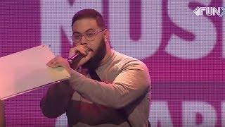 FunX Music Awards 2017 - BEST PRODUCER: ILIASSOPDEBEAT