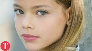 The Sad Truth About Being A Child Model