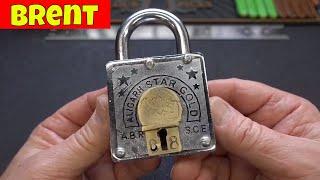 (1410) Trick Lock Picked Open