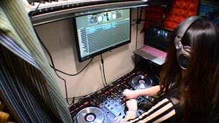 SODA MIX DJ SCHOL LIVE SHOW - DJ NAOMI LIVE MIX(HOUSE)
