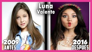 Soy Luna | Antes y Después | Before And After | 2016