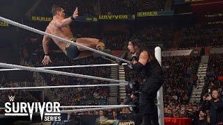 WWE Network: Reigns vs. Del Rio - WWE World Heavyweight Title Semifinal: WWE Survivor Series