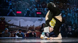 Lil G vs Cheerito - Battle 6 - Red Bull BC One World Final 2014 Paris
