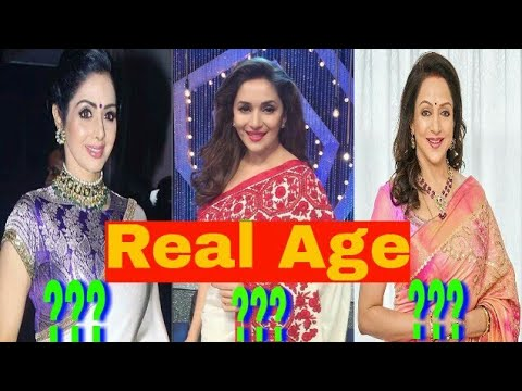 Xxx Mp4 Top10 Most Beautiful Actresses Of Bollywood Real Age 2017 Hema Malini Sridevi YES INDIA 3gp Sex