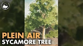 A Hot Evening for Painting - Plein Air Adventure 66