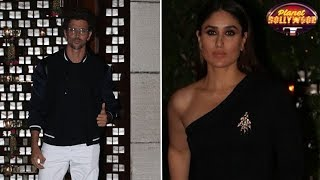 Ex-Lovers Hrithik – Kareena Back On Good Terms With Each Other   Bollywood News