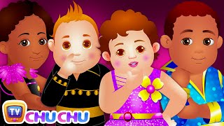 Five Little Fingers | Parts of the Body Song | Popular Action Songs & Nursery Rhymes by ChuChu TV