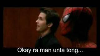 Spiderman - Bisaya (Ang Sumbong)