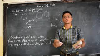 5.13 Applications of UV Spectroscopy