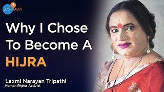 She is famous and at the top in her field. Story of an Indian transgender: Laxmi Narayan Tripathi