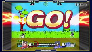 LBH2: CT|Salem (Bayonetta) vs Circa|6WX (Sonic)