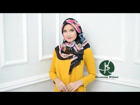 Xxx Mp4 Benang Hijau Asya Square Scarf Hijab Tutorial 1 3gp Sex