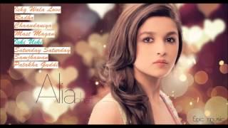 2015 Best Songs Of Alia Bhatt