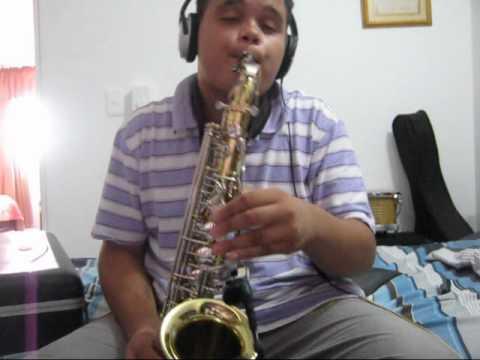 besame mucho sax alto