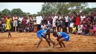 Butu | Traditional Namibian Ball Game on Trans World Sport
