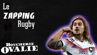 Le Zapping Rugby N°14 : France vs Nouvelle Zélande