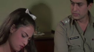 Helpless girl tells her story to a cop - Be Aabroo   Hindi Movie Part 5
