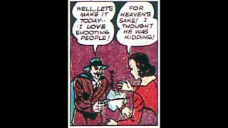 """Flash Comics #13 - """"The Creeps"""" (1941)"""