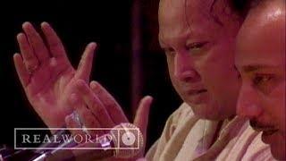 Nusrat Fateh Ali Khan - Mustt Mustt (Live at WOMAD Yokohama 1992)