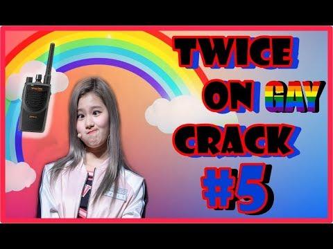 Xxx Mp4 TWICE ON CRACK 5 BR I M Gay WTF Twice 3gp Sex