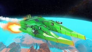 BUILD YOUR OWN SPACESHIP CHALLENGE! (Trailmakers)