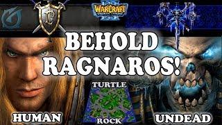 Grubby | Warcraft 3 TFT | 1.29 LIVE | HU v UD on Turtle Rock - Behold Ragnaros!