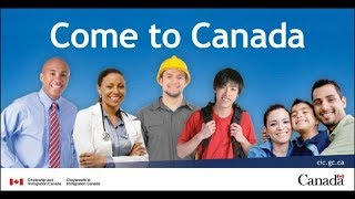 How to go Canada for work from Dubai or UAE?