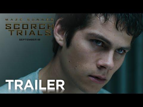 Maze Runner: The Scorch Trials | Official Trailer 2 [HD] | 20th Century FOX