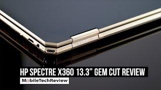 "HP Spectre x360 13.3"" Review - Late 2018 Gem Cut"
