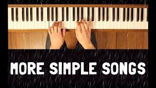Skyfall (More Simple Songs) [Easy Piano Tutorial]