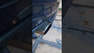 Bmw e36 1.8is turbo | exaust sound