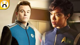 Star Trek: Discovery vs The Orville - Who Did it Best?
