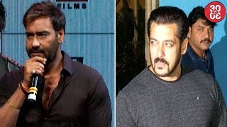Ajay Devgn: 'Baadshaho' Is Not A Porn Film   Salman Khan Puts Dance Film On Hold For Race 3?