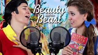 One-Woman Beauty and the Beast -