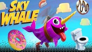 Sky Whale: Game Shaker - IOS Nickelodeon Games