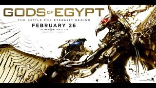 Movie Planet Review- 121: RECENSIONE GODS OF EGYPT