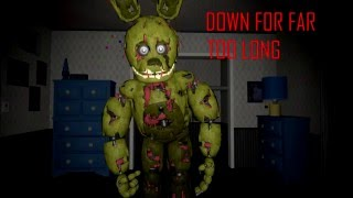 FNAF SFM MARCH ONWARD TO YOUR NIGHTMARE ANIMATION