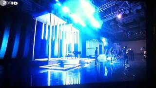 Justin Bieber @Wetten, dass ...? Pray and Never say Never LIVE !!! HD