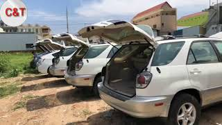 ពិព័ណឡាន១ទឹក,The use cars exhibition in Cambodia,Use Cars reviews in Cambodia,