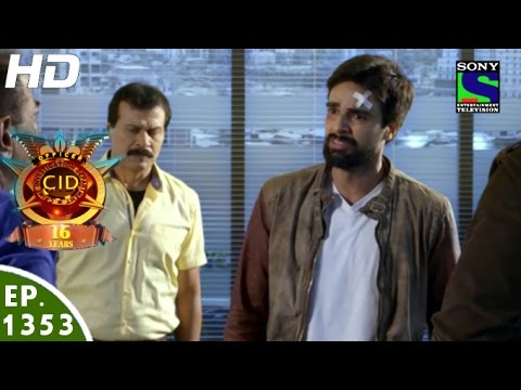 CID सी आई डी Killer Bus Episode 1353 18th June 2016