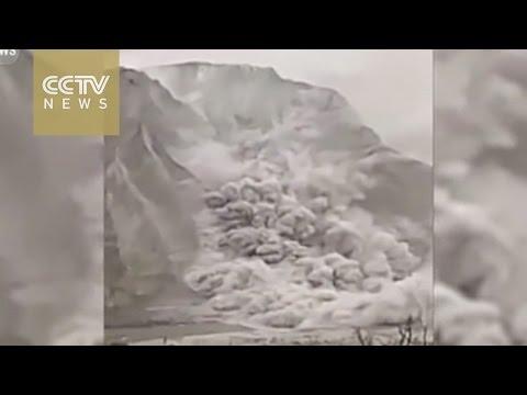 Afghanistan earthquake kills over 300