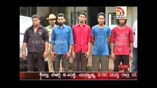MANGALORE LATEST NEWS 9-11-2014 RAKTHADAHA