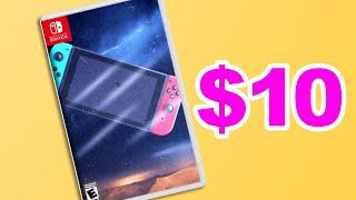 $10 Nintendo Switch Games!