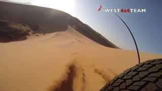 أعلى طعس في السعوديه و الاف جي highest sand peak in Saudi Arabia