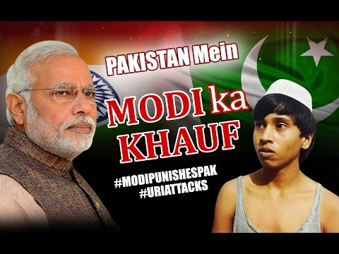 MODI KA KHAUF in Pakistan | INDIA vs Pakistan | India Strikes Pakistan | Surgical Strike