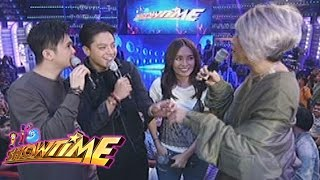It's Showtime: Congratulations, KathNiel!
