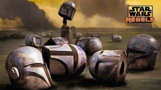 Star Wars Rebels Season 4 New Trailer!
