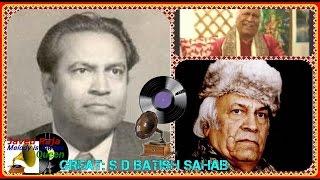 *.~S D BATISH~Film-REET~(1946)-Dil Ki Lagi Ne Khwaar Kiya HayeKya Kiya-[ Great Rare Gem ].*